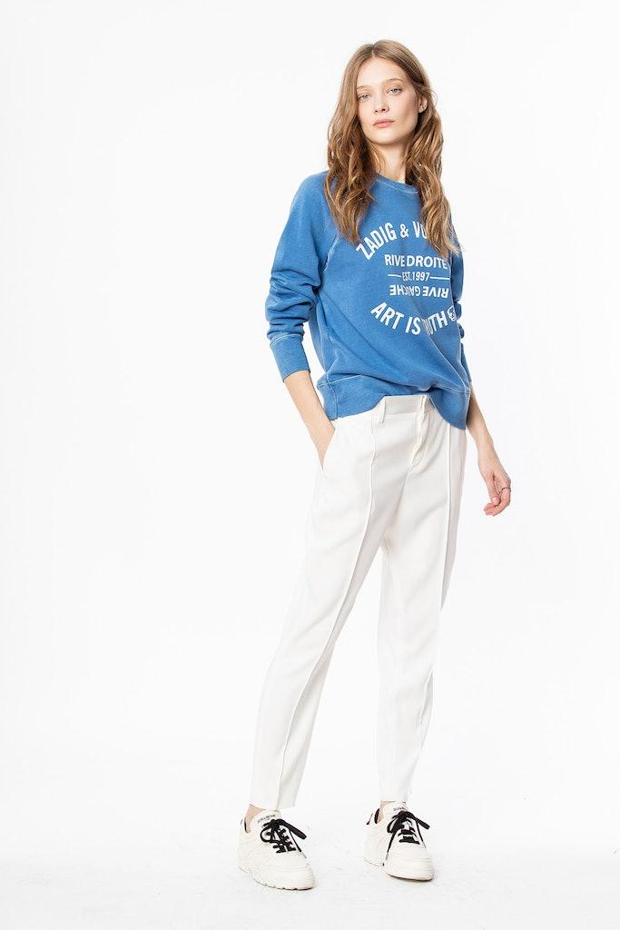 Sweatshirt Upper Blason