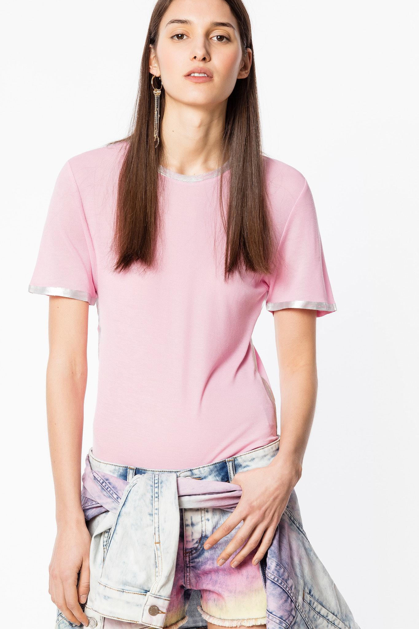 Camiseta Petra Foil
