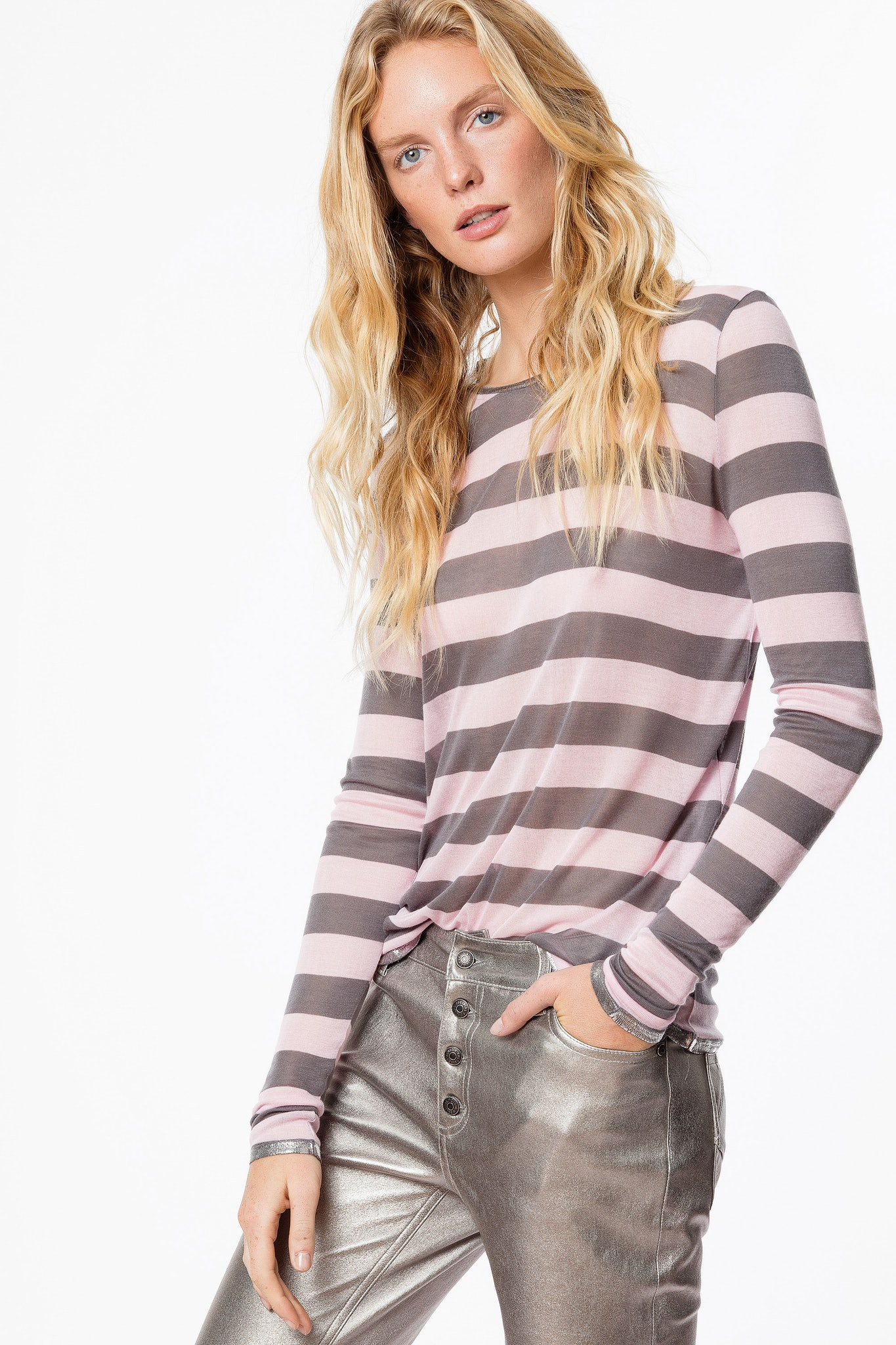 Willy Stripes Foil T-shirt