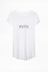 Camiseta Skinny Patti