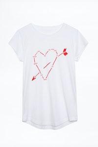 Skinny Heart Constellation T-shirt