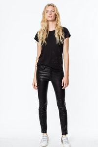 Skinny Strass Star T-shirt