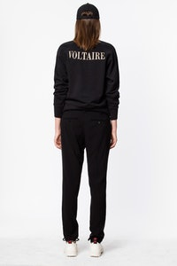 Upper Print Voltaire sweatshirt