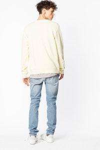 Sweatshirt Steeve Print Rock