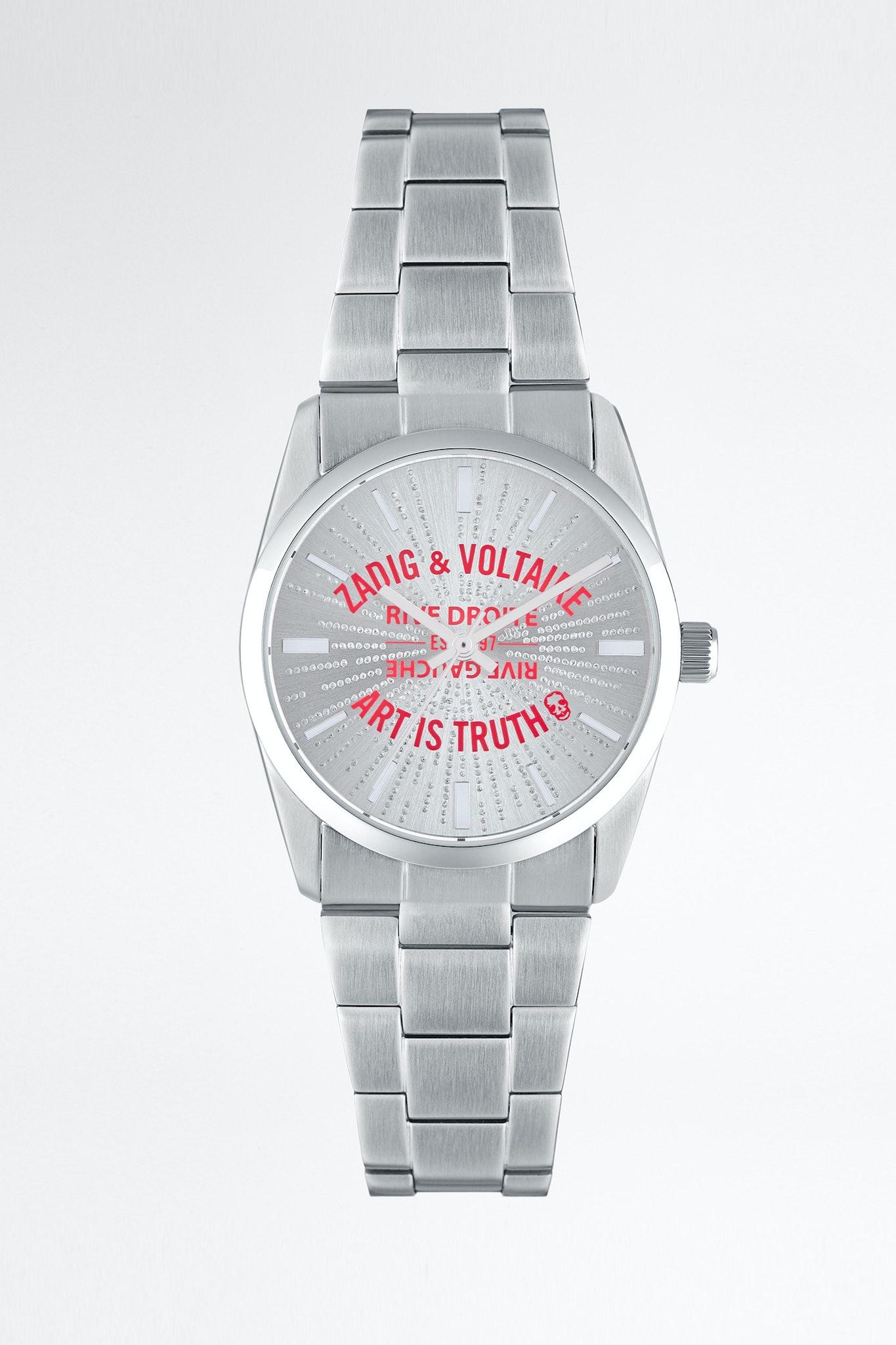 Timeless Glitter Watch