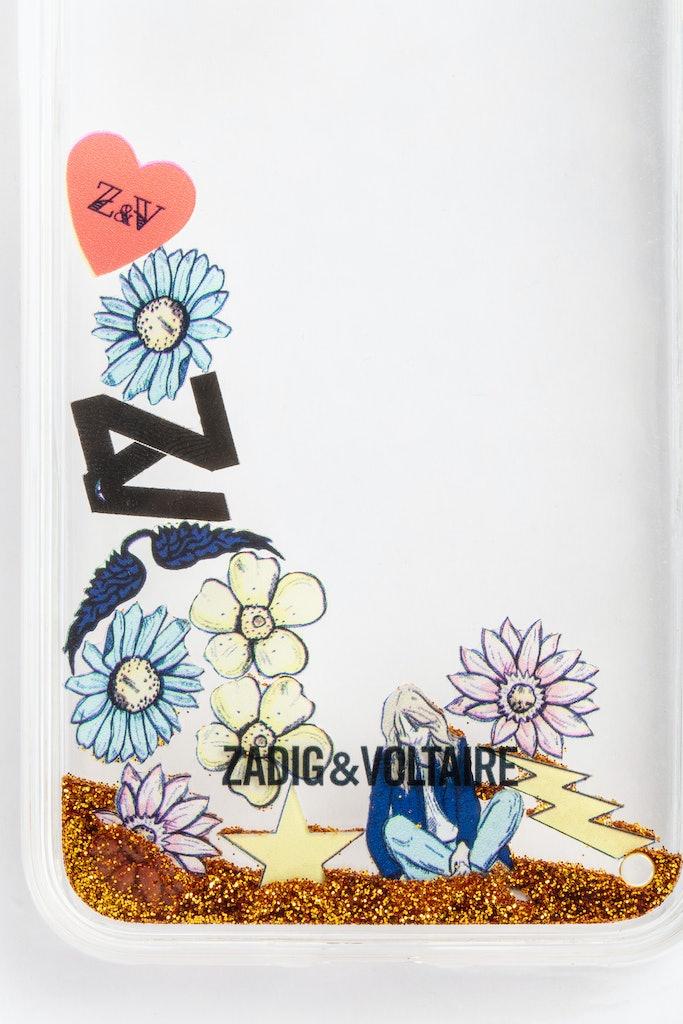 Coque Iphone Charms - Zadig & Voltaire - Modalova