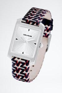 Montre Timeline Bracelet Monogramme ZV