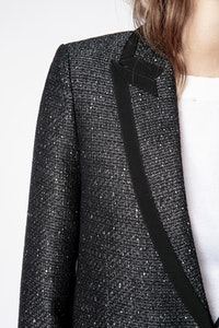 Veste Victor Fantaisie Tweed