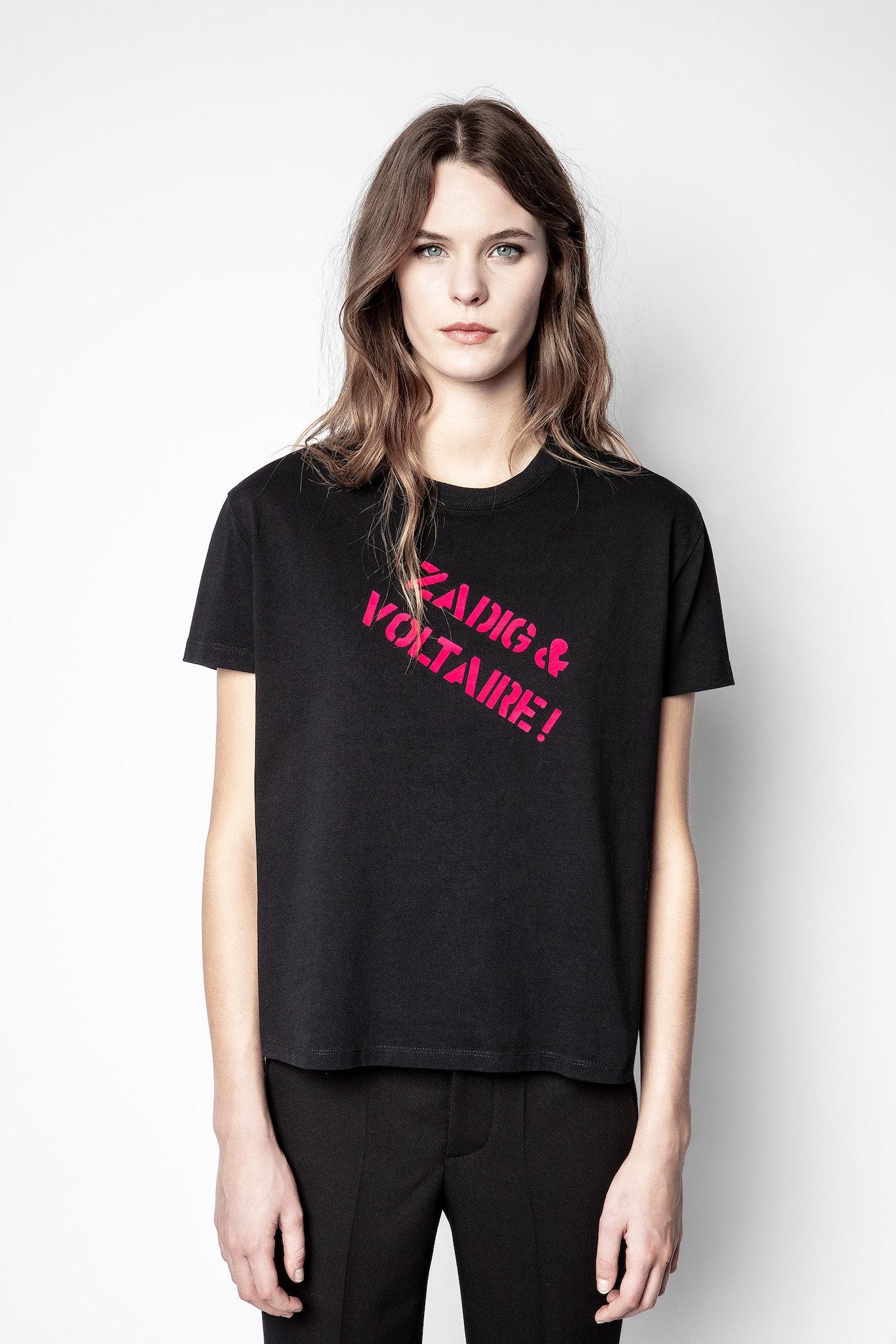T-Shirt Dyma ZV Backstage