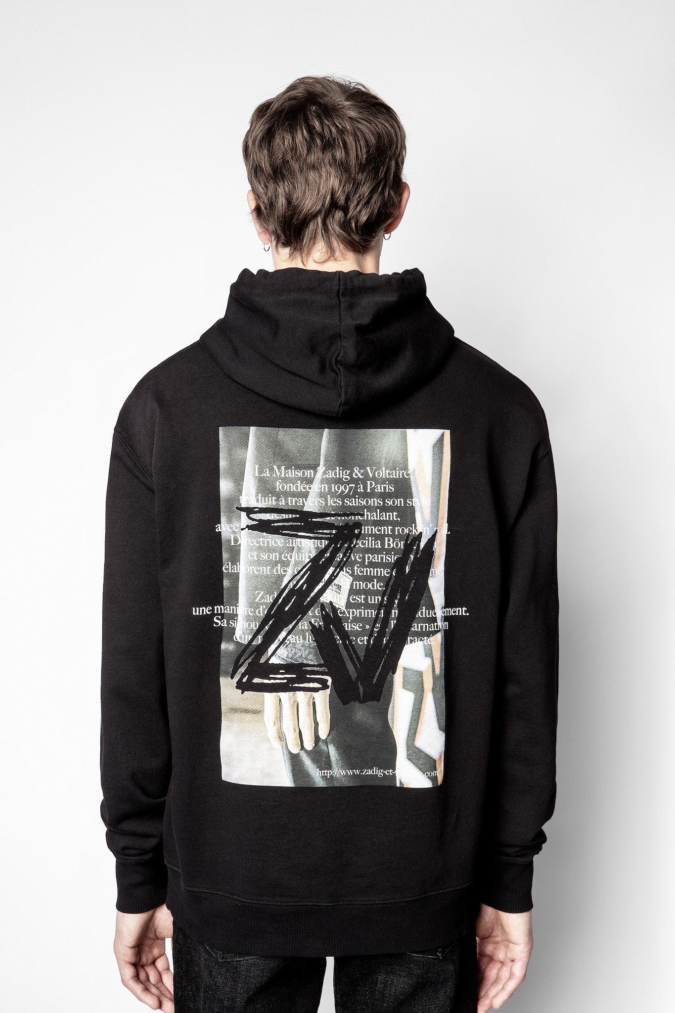 Sweatshirt Sanchi Photoprint