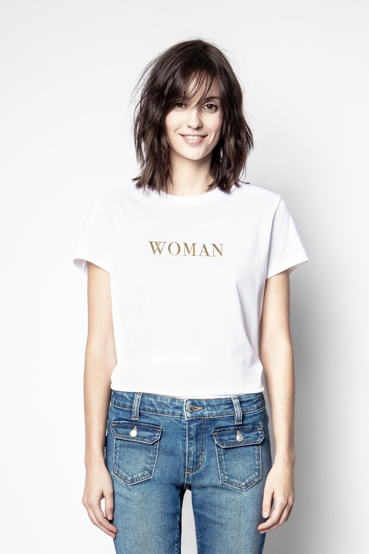 T-Shirt Zoe Zitat