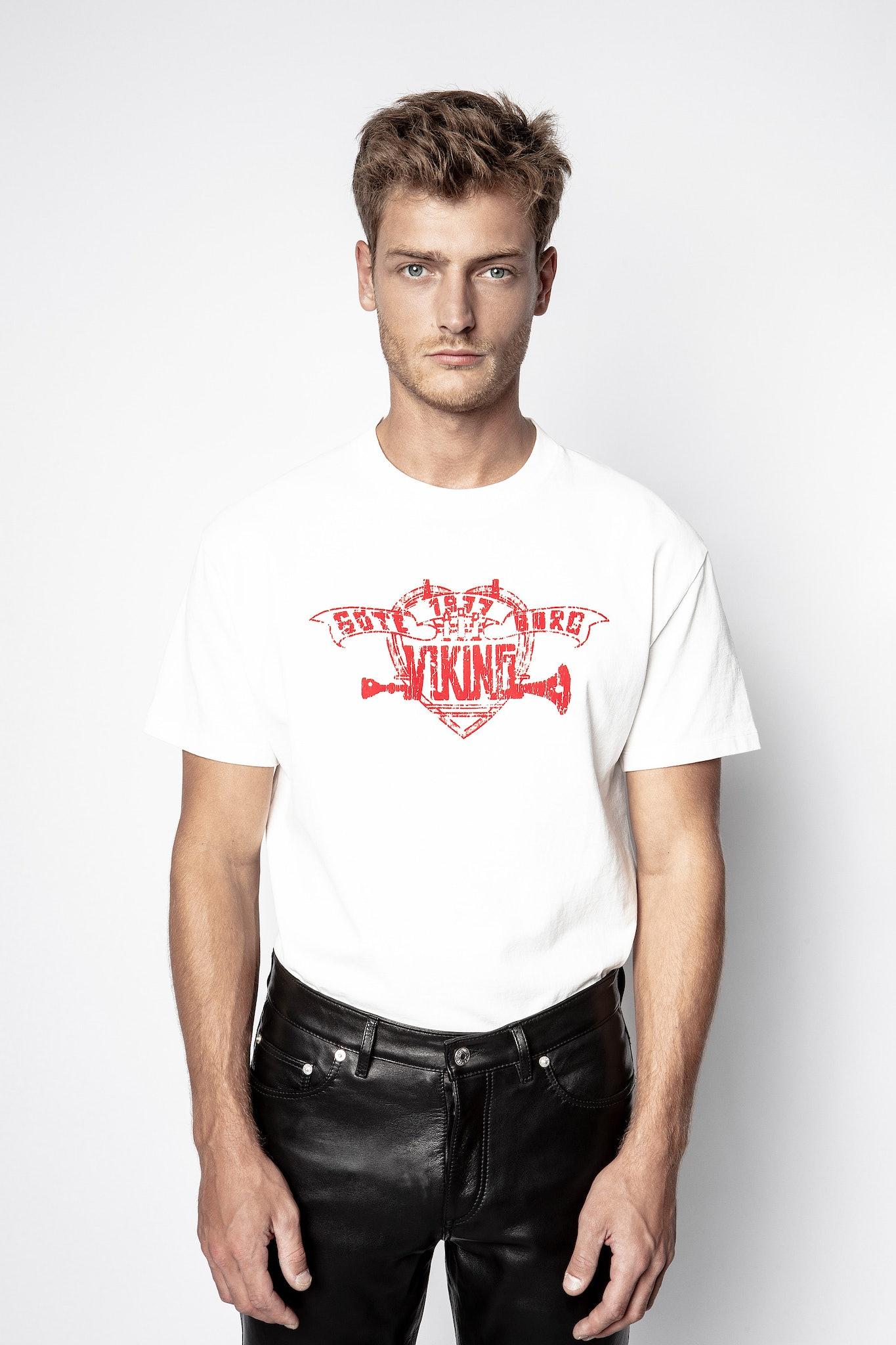 D-Trimity Vikings Show T-shirt