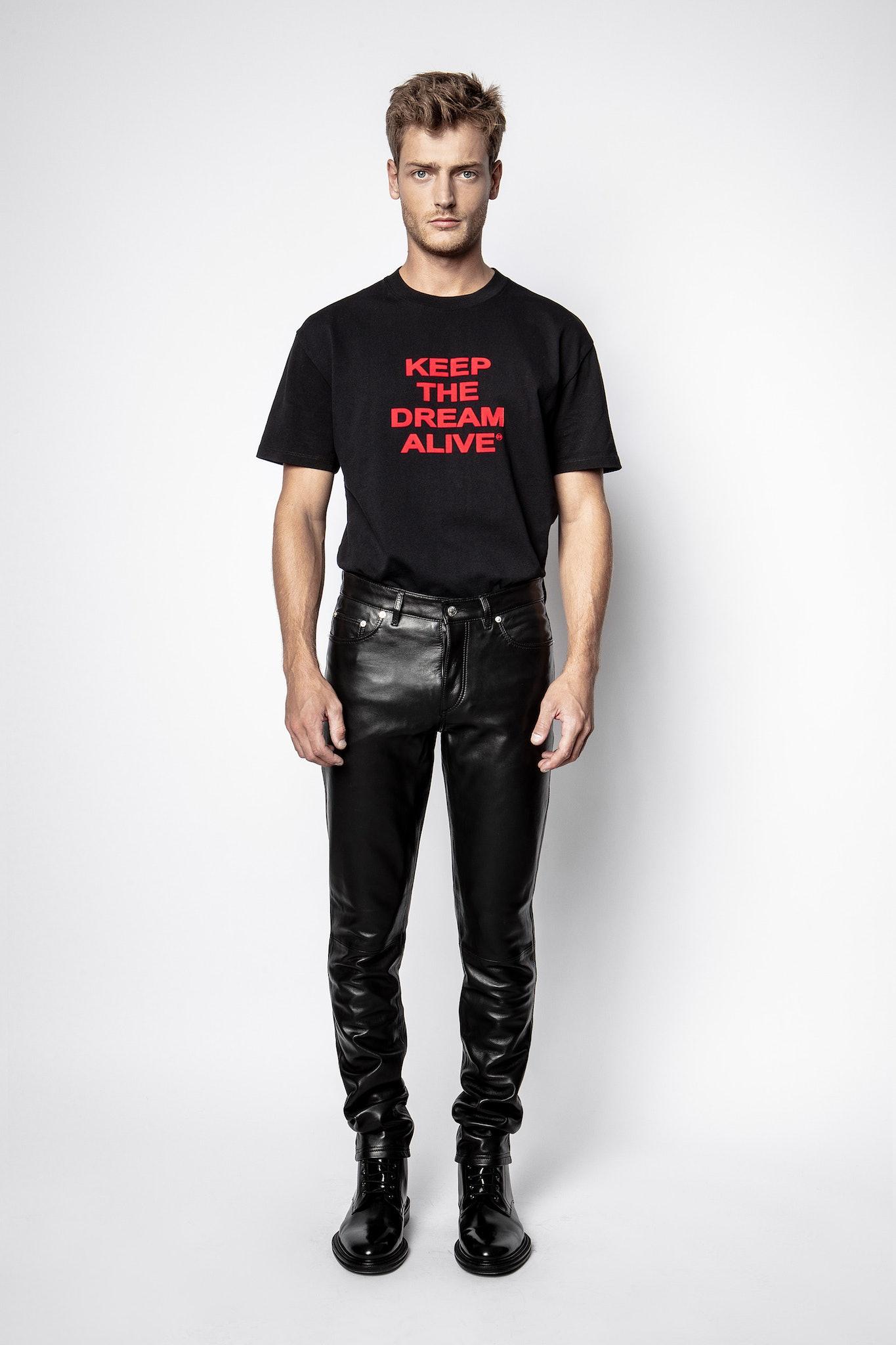 T-shirt D-Trimity Keep The Dream