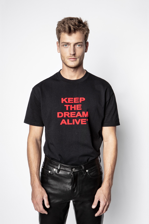 Camiseta D-Trimity Keep The Dream