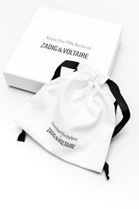 Collier Zadig & Voltaire x AnneLise Michelson