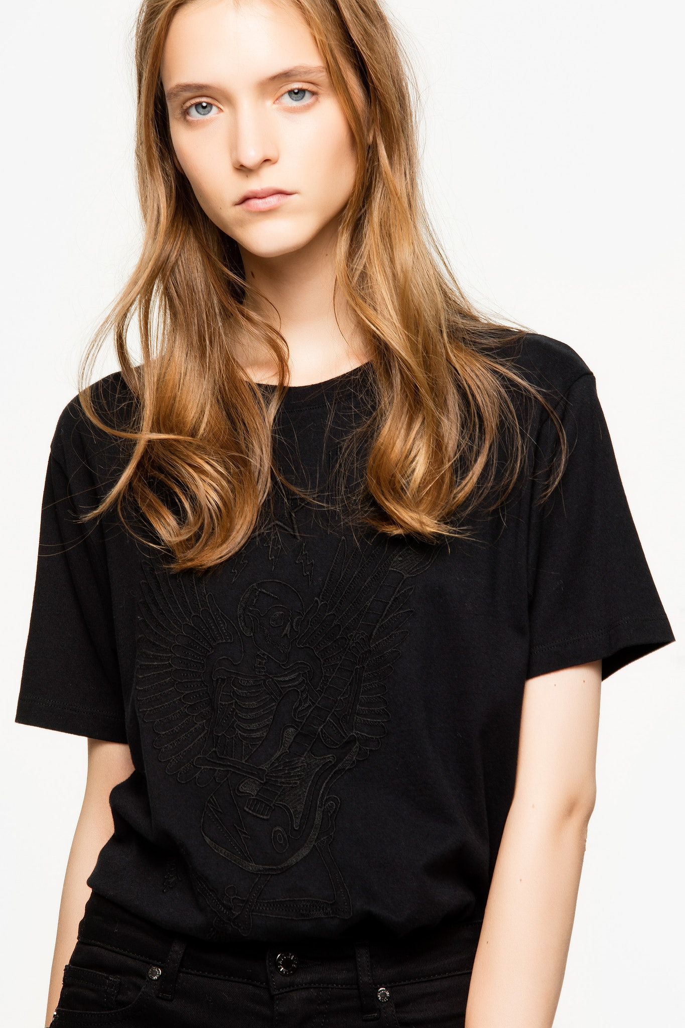 Walky Embroidered T-shirt
