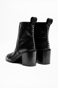 Crome Low Boots