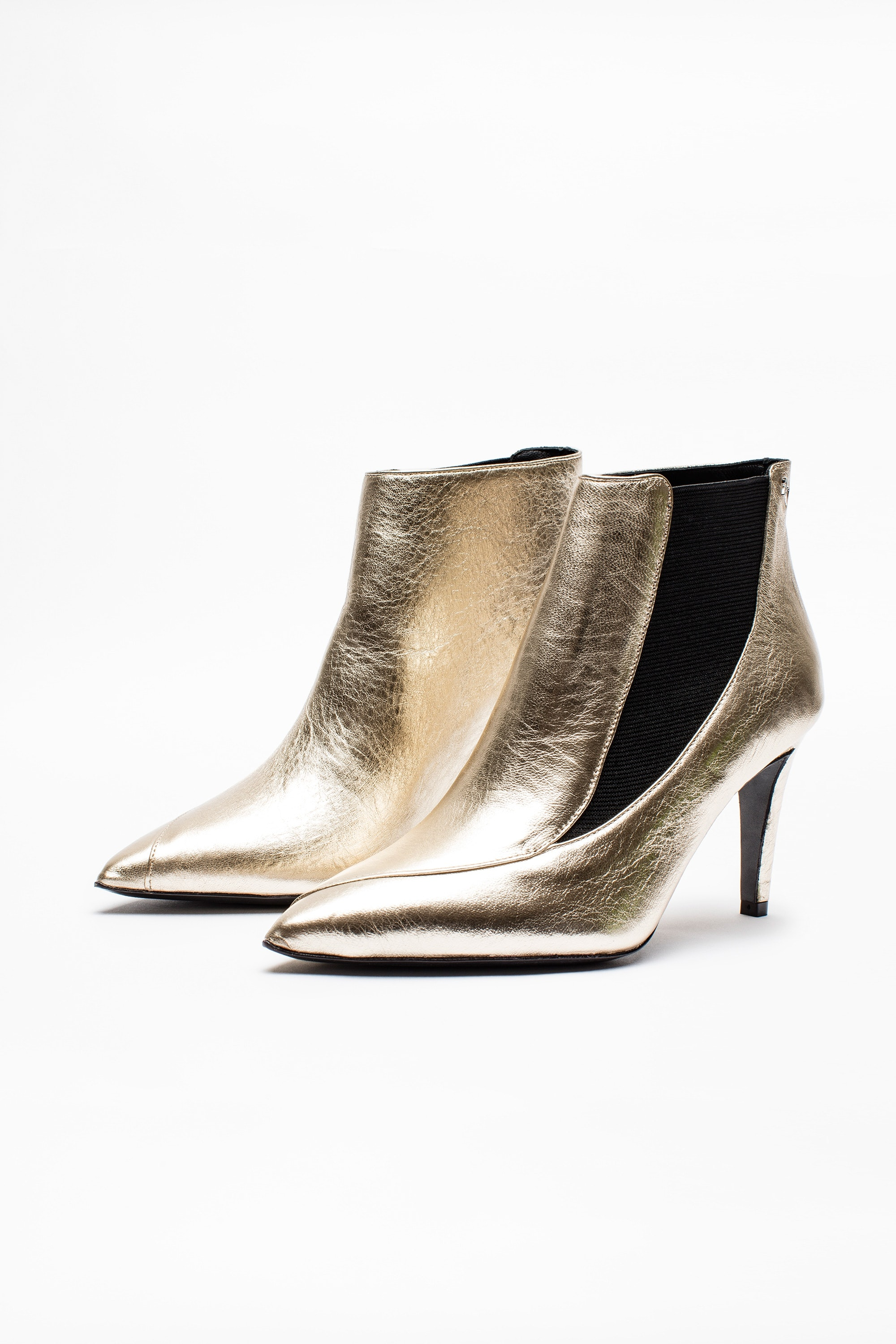 Bottines Virgo Gold