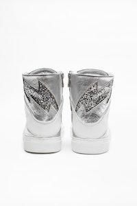 Sneaker Zv1747 High Gliflash