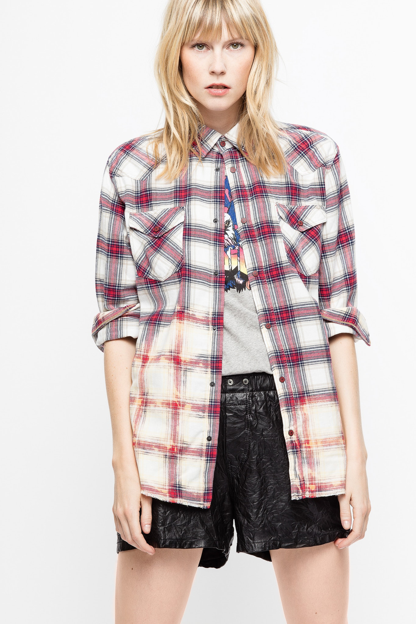 Tannon Carreaux Shirt