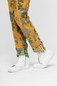 Pist Velvet Pants