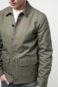 Blake Army Coat