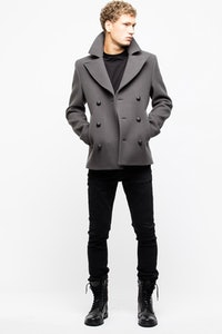 Maxime Wool Coat