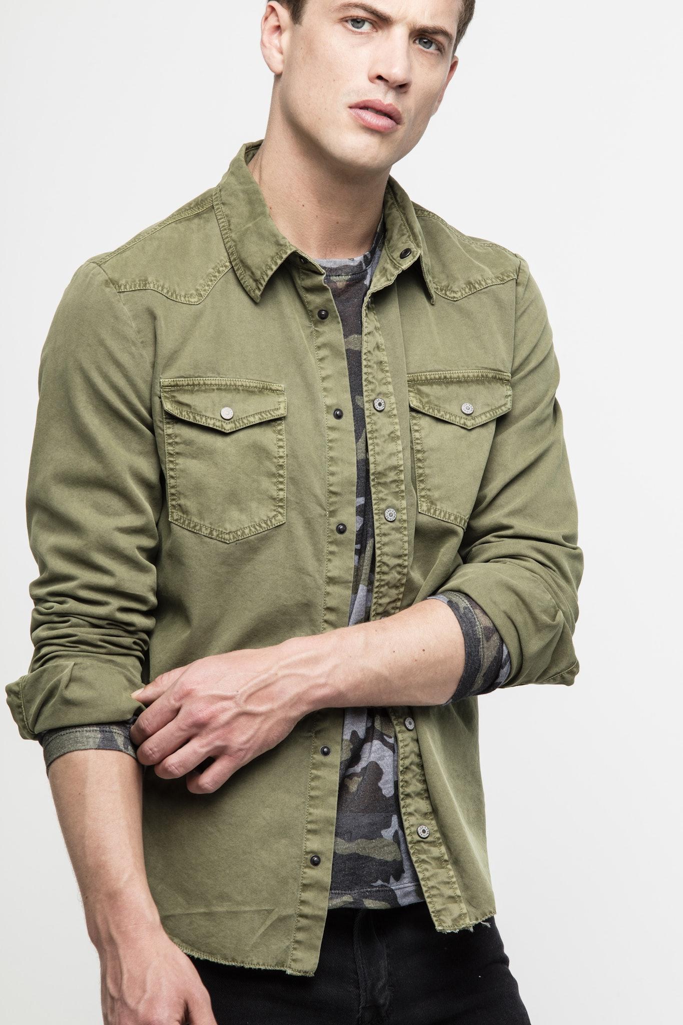 Tannoh Shirt