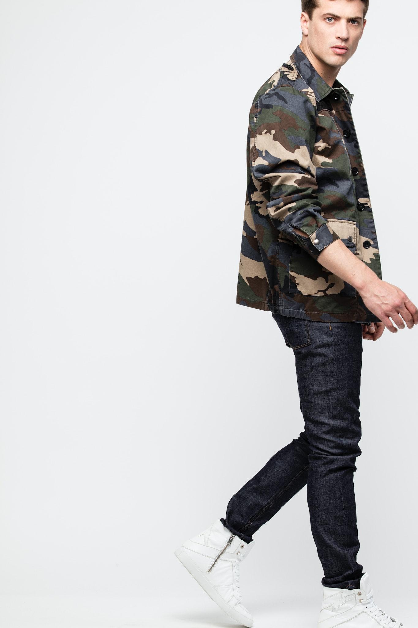 Kido Camou Coat