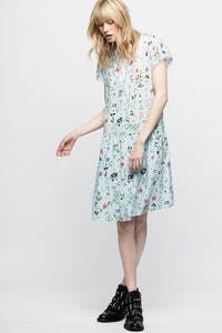 Kleid Renda Uma
