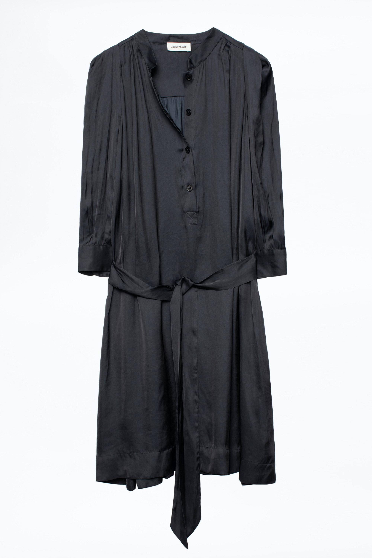 Vestido Retouch Satin