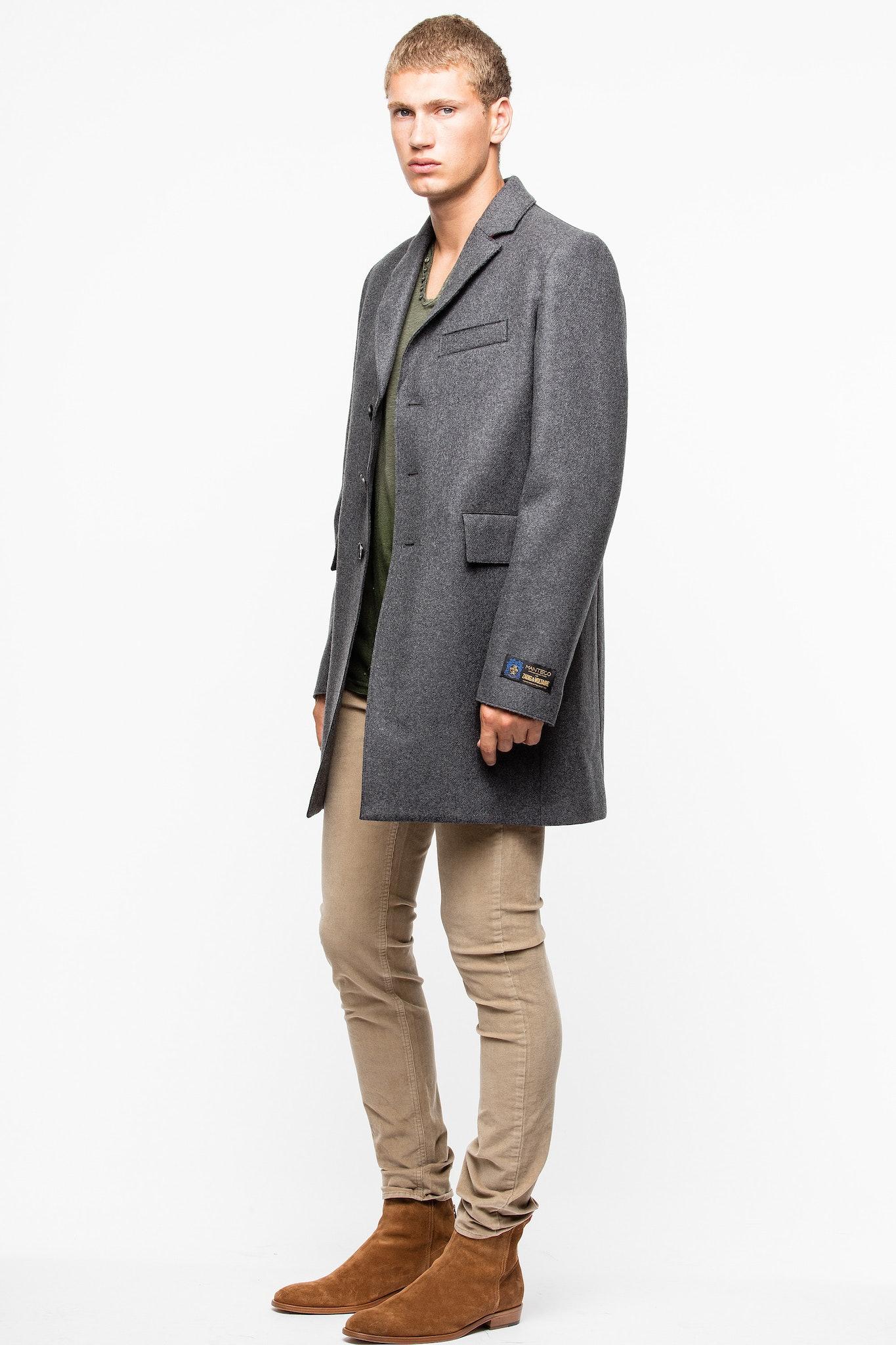 Mark Wool Coat