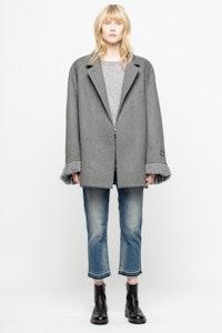Manteau Mac Wool