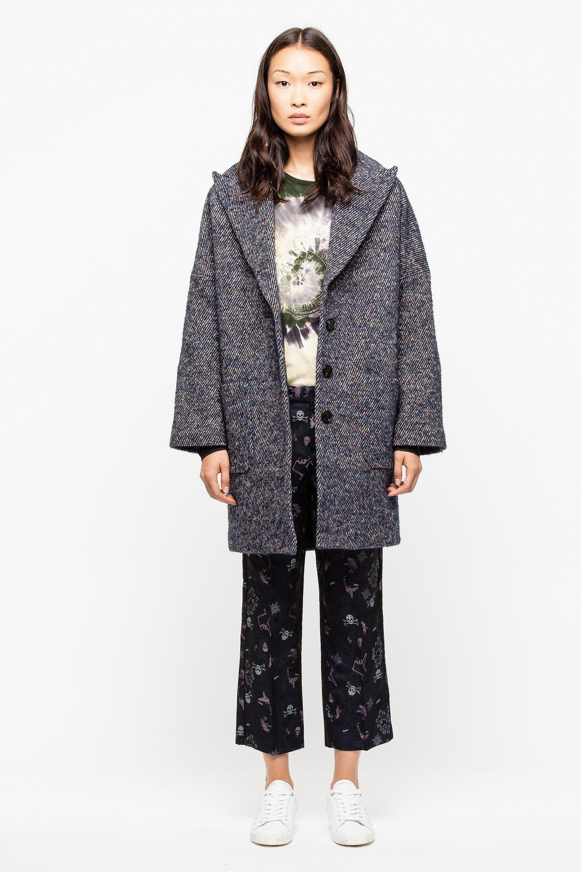 Mika Fantaisie Coat