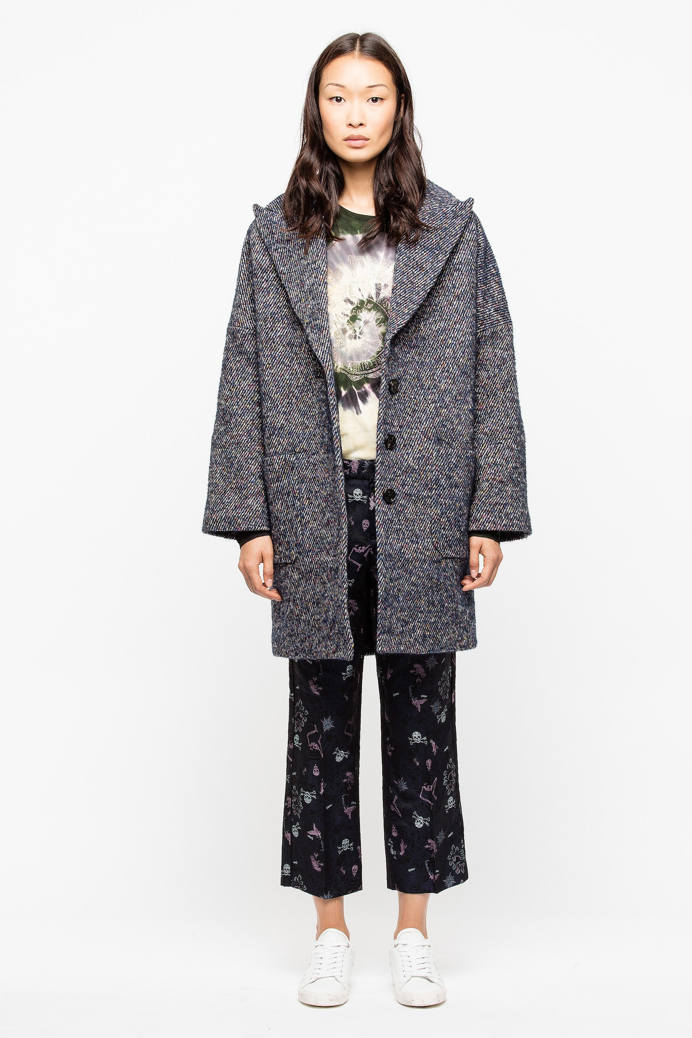 Mika Fantaisie Coat