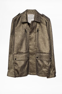 Kid Bronze Coat