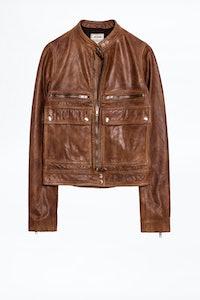 Love Aviator Coat