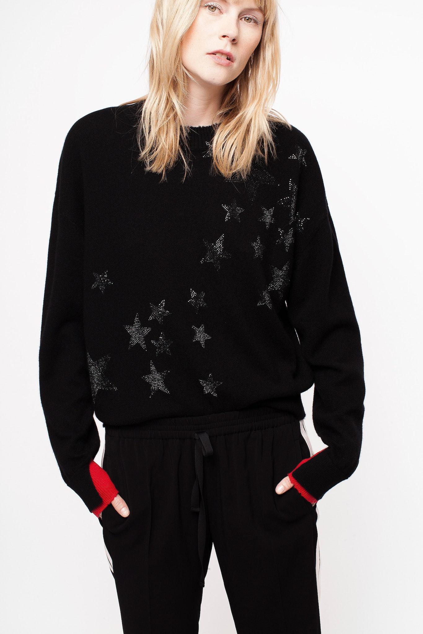Gaby Bis Cachemire Sweater