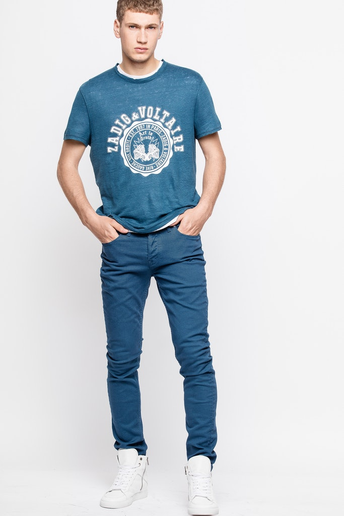 T-Shirt Oslo Blason
