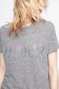 Walk Amour Strass T-Shirt