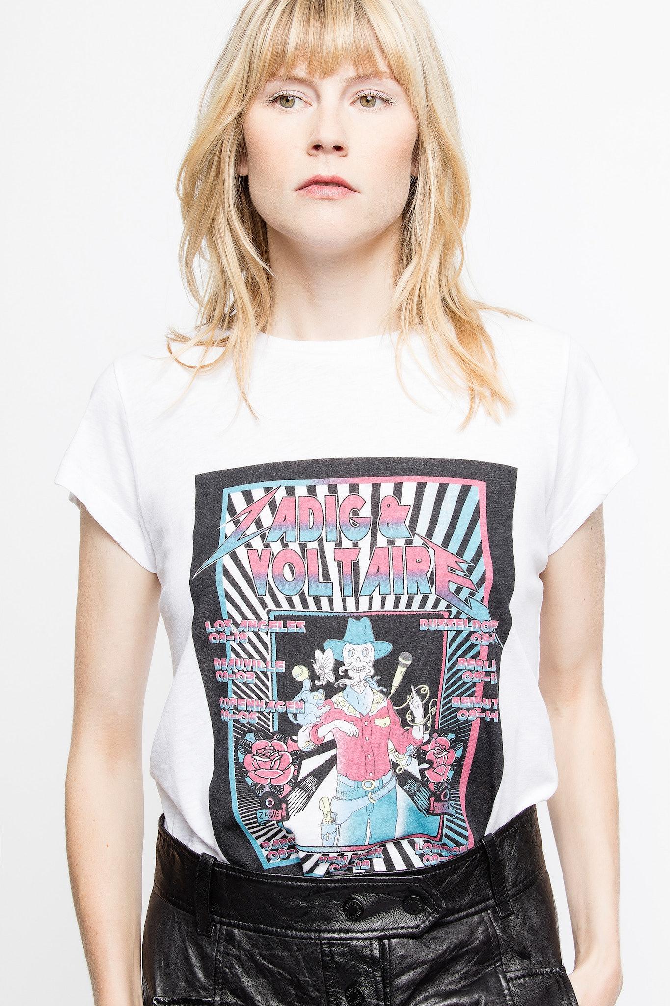 Skinny Bis Cowboy T-Shirt