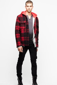 Spencer Zip Sweatshirt