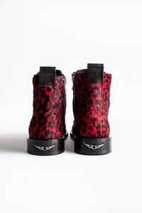 Laureen Leo Ankle Boots