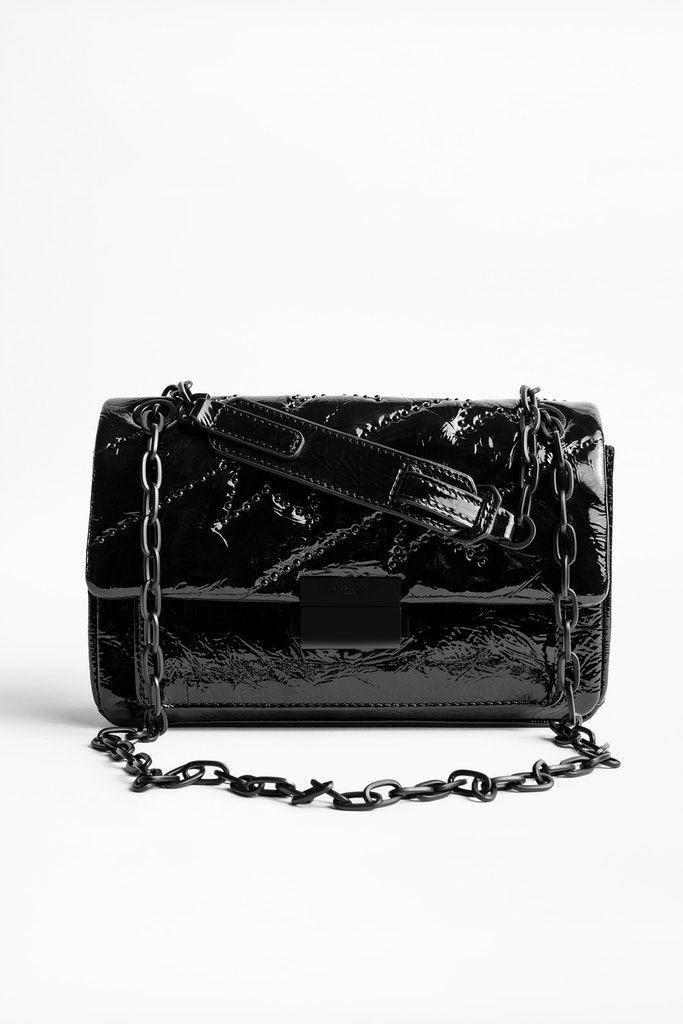 Ziggy Patent Bag