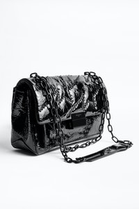 Ziggy Patent Bag