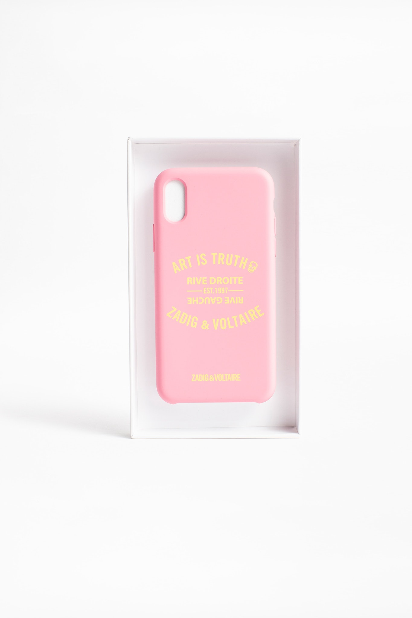 Art Is Truth iPhone case