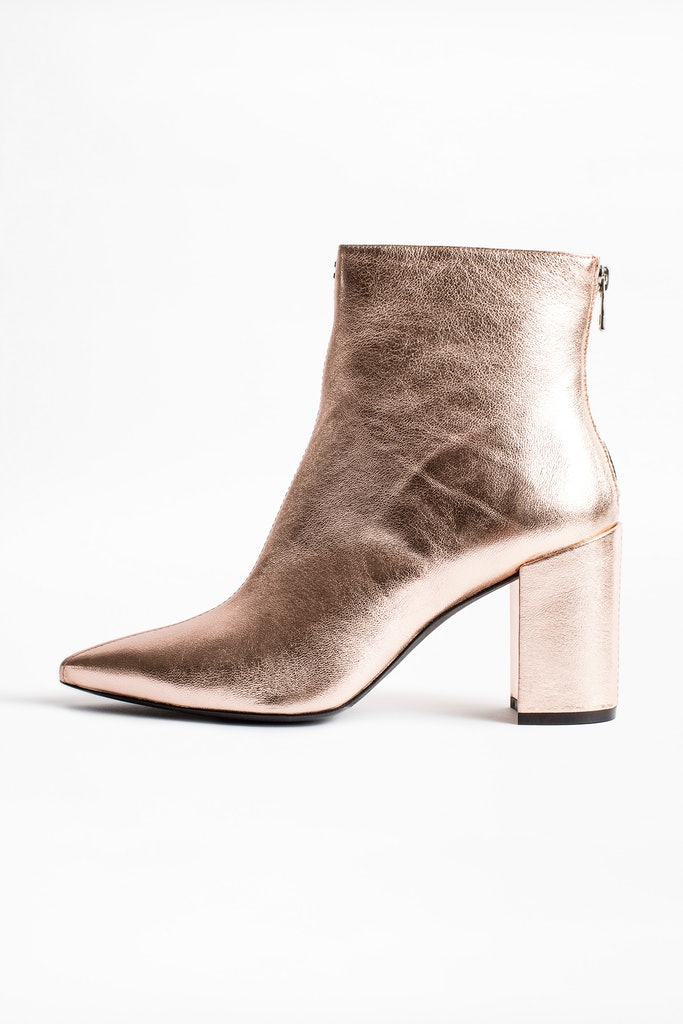 Glimmer Crush Ankle Boots