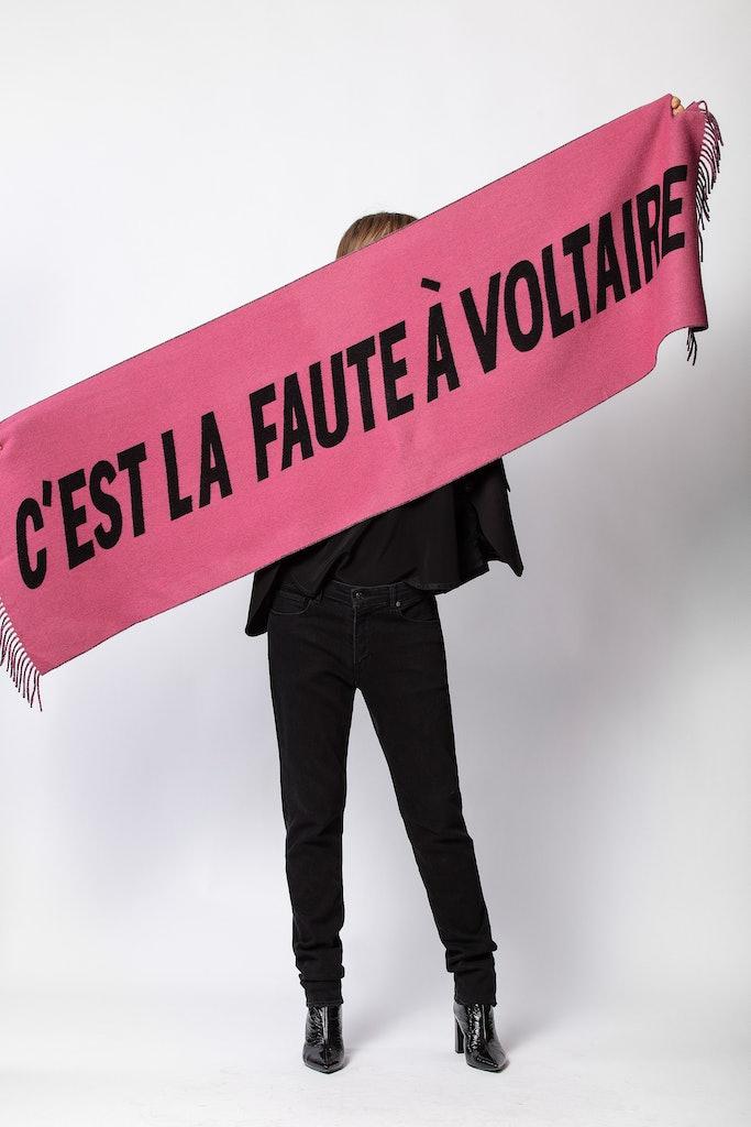 Écharpe Elliot Voltaire