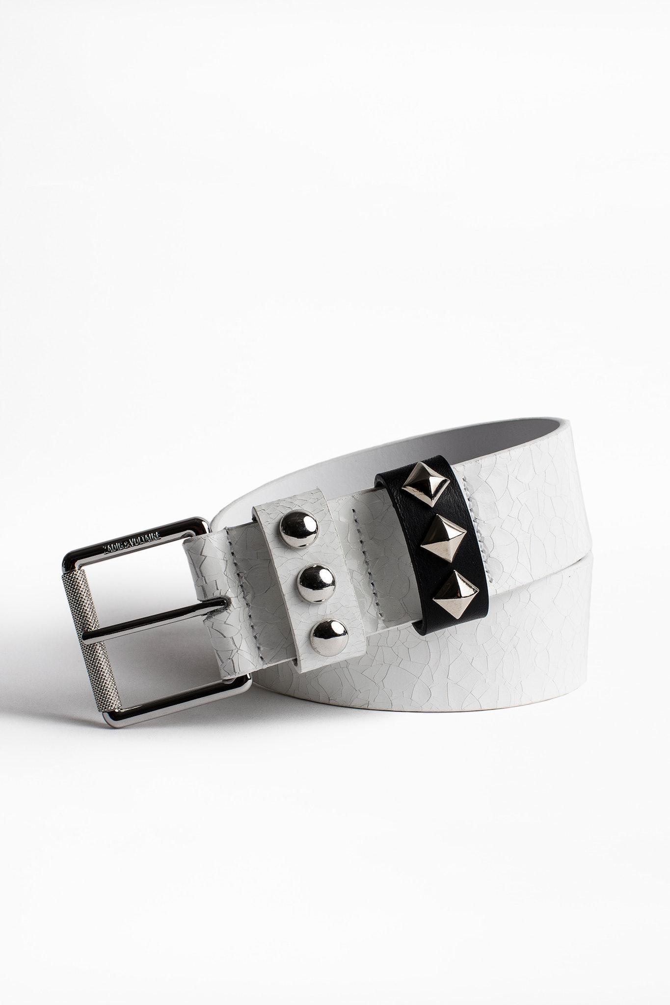 Cinturón Titanium Clay