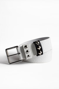 Titanium Clay Belt